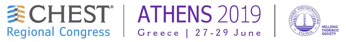 Regional Congress EMEA - CHEST Global
